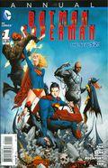 Batman Superman (2013 DC) Annual 1A