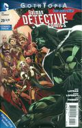Detective Comics (2011 2nd Series) 29COMBO
