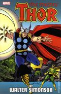 Mighty Thor TPB (2013-2014 Marvel) By Walter Simonson 1st Edition 4-1ST