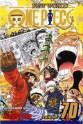 One Piece TPB (2003- Viz Digest) 70-1ST