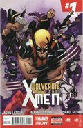 Wolverine and the X-Men (2014) 1A