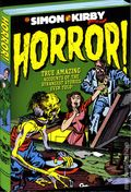 Horror HC (2014 Titan Books) The Simon and Kirby Library 1-1ST