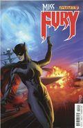 Miss Fury (2013 Dynamite) 9D