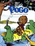 Pogo The Complete Dell Comics HC (2014 Hermes Press) By Walt Kelly 1-1ST