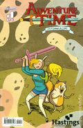Adventure Time With Fionna and Cake (2012 Boom) 1HASTINGS