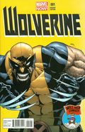 Wolverine (2013 4th Series) 1MILEHIGH