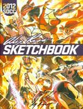 Alex Ross San Diego Comic Con Sketchbook 2012