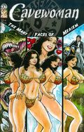 Cavewoman The Many Faces of Meriem (2013) 1