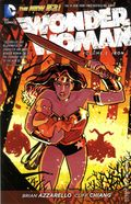 Wonder Woman TPB (2013-2017 DC Comics The New 52) 3-1ST