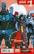 Secret Avengers (2014 3rd Series) 1A