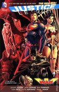 Justice League Trinity War HC (2014 DC Comics The New 52) 1-1ST