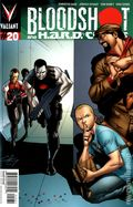 Bloodshot and Hard Corps (2012 3rd Series) 20C