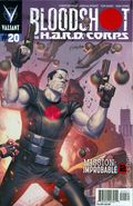 Bloodshot and Hard Corps (2012 3rd Series) 20B