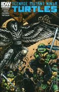 Teenage Mutant Ninja Turtles (2011 IDW) 32B