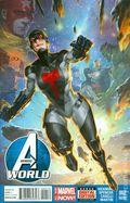 Avengers World (2014) 2C