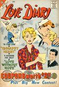 Love Diary (1958 Charlton) 15