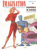 Imagination (1950-1958 Greenleaf) Stories of Science and Fantasy/Science Fiction Vol. 6 #3