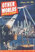 Other Worlds (1949-1953 Clark Publishing) Pulp 1st Series 9