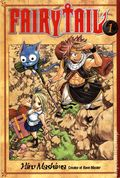 Fairy Tail TPB (2008-2018 Del Rey/Kodansha Digest) 1-REP