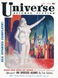 Universe Science Fiction (1953-1955 Palmer Publications) Pulp 6