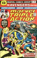 Marvel Triple Action (1972) 30 Cent Variant 29