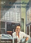 Astounding Science Fiction (1938-1960 Street and Smith) Pulp Vol. 60 #2