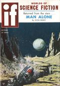 If Worlds of Science Fiction (1952 Pulp Digest) Vol. 8 #6