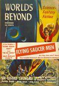 Worlds Beyond (1950-1951 Hillman Periodicals) Pulp Vol. 1 #1
