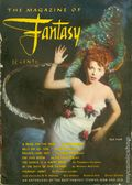 Fantasy and Science Fiction (1949-Present Mercury Publications) Pulp Vol. 1 #1