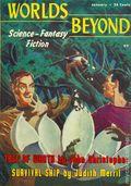 Worlds Beyond (1950-1951 Hillman Periodicals) Pulp Vol. 1 #2