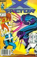 X-Factor (1986 1st Series) Mark Jewelers 40MJ