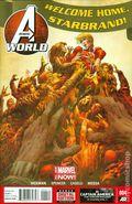 Avengers World (2014) 4