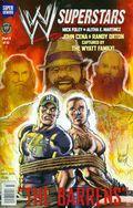 WWE (2013 Papercutz) 3