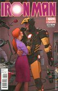 Iron Man (2012 5th Series) 23.NOW.B
