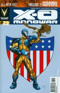 X-O Manowar (2012 3rd Series Valiant) 23B