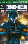 X-O Manowar (2012 3rd Series Valiant) 23A