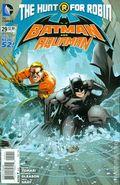 Batman and Robin (2011 2nd Series) 29A