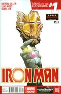 Iron Man (2012 5th Series) 23.NOW.A