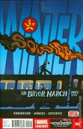 Winter Soldier Bitter March (2014) 2A