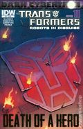 Transformers (2012 IDW) Robots In Disguise 27
