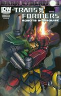 Transformers (2012 IDW) Robots In Disguise 27RI
