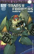 Transformers (2012 IDW) Robots In Disguise 27SUB