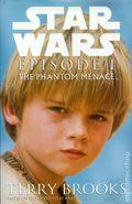 Star Wars Episode I The Phantom Menace HC (1999 A Del Rey Novel) 1D-1ST