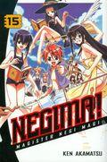 Negima TPB (2004-2013 Del Rey/Kodansha Digest) 15-REP
