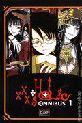 XXXHolic Omnibus TPB (2014 Kodansha) By Clamp 1-1ST