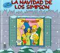 Simpsons X-Mas Book HC (Spanish Edition 1990) 1-1ST