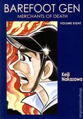 Barefoot Gen TPB (2004-2009 Last Gasp) A Cartoon Story of Hiroshima New Edition 8-REP