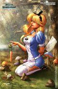 Grimm Fairy Tales Alice in Wonderland (2012 Zenescope) 1COMICCENTRAL.A