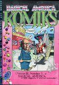 Radical America Komiks (1969) Underground Vol. 1 #1-1ST