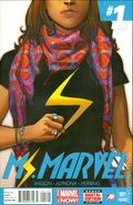 Ms. Marvel (2014 3rd Series) 1E